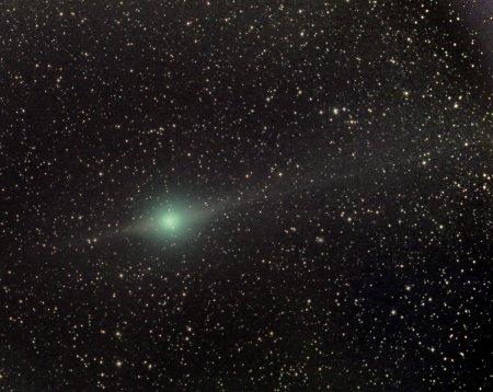 Комета Лулин приближается